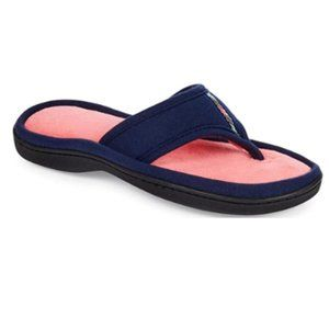 NEW ISOTONER Jersey Luna Summer Thong Slippers